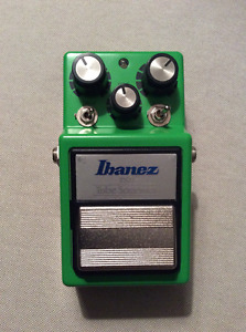 Ibanez TS9 with Monte Allum mod