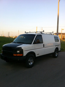 2006 Chevy Express 2500 $2,500