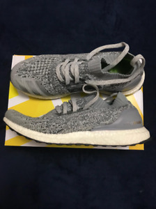 OG Clear Grey Uncaged Ultraboosts- Size 10.5