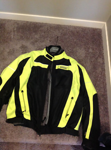 Motorcycle Jacket (like new)