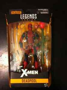 Marvel legends deadpool for sale