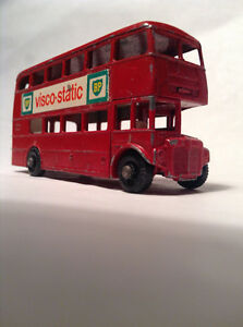 MATCHBOX TOYS ROUTEMASTER BUS