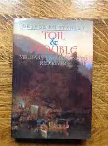 Toil and Trouble Military Expeditions to the Red River