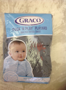 Graco Playard Quilted sheet