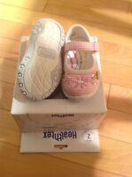Baby shoes - size 2 - NEW