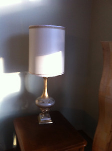 Table Lights. Approx 2 ft tall