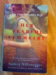 """""""Her Fearful Symmetry"""" a novel by Audrey Niffenegger"""