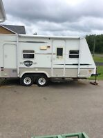 2004 Starcraft Travelstar 18' with bunks