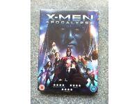 DVD Xmen Apocalypse