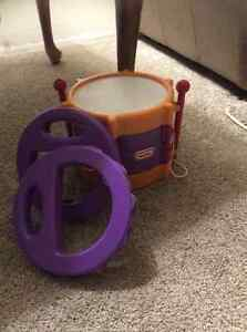 Little tikes instruments