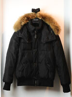 Mackage Winter Down Jacket Black Size 40 *LIKE NEW*