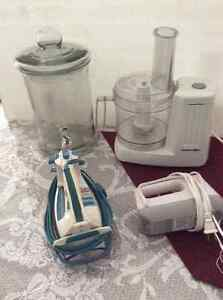 Household Kitchen Items and Small Appliances