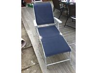 Recliner garden chair for sale