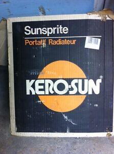 Radiateur portatif Kero-Sun Québec City Québec image 2