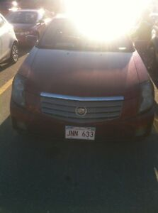 2003 Cadillac cts for sale or trade