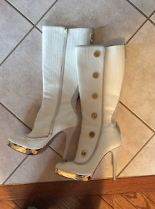 Baby Phat high boots