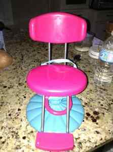 """Hair Dressing chair suitable for 18 """" dolls for sale"""