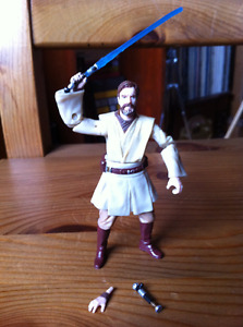 Obi-Wan Kenobi from Revenge of The Sith