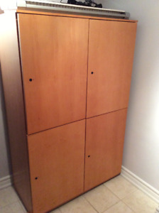 FILING and storage Cabinets  used very very good condition