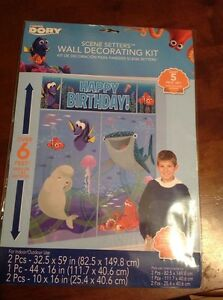 Finding Dory birthday decorations