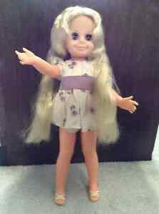 Velvet Doll by Ideal Toys. Her Hair Grows! Oakville / Halton Region Toronto (GTA) image 1