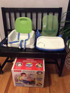 Siège d'appoint/Siège rehausseur Fisher Price (booster)