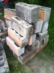 FREE cement blocks