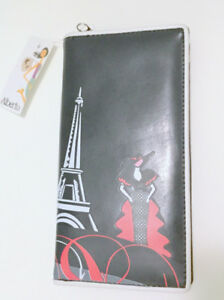 (Wallet) 'Alberto' Bi-Fold Snap Fashion Design (Brand New)