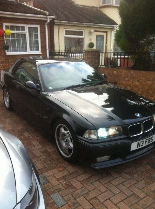 bmw m3 e36 convertible hard top e36 in slough berkshire. Black Bedroom Furniture Sets. Home Design Ideas