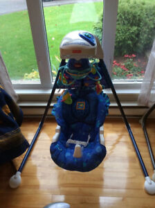 Balancoire Fisher Price, Fisher Price Swing