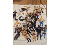 WWE 2008 Set of Figures
