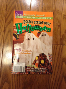 """SCARILY SCRUMPTIOUS HALLOWEEN RECIPES"""