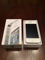 Like New iPhone 4S 16 GIG - Rogers Network