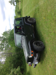 98 Jeep TJ4x4 2.5L,5spd.