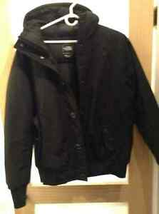 NORTH FACE LADIES BOMBER MINT XL