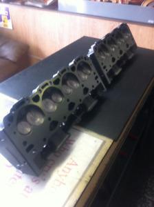 Chev 350 Vortec Cylinder Heads