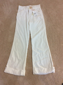 BNWT Joe Fresh girl's Sz 8 pants