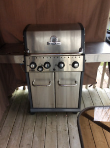 Broil King BBQ - natural gas - Cobourg