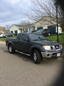 2011 Nissan Frontier SV $12,750. Price is firm