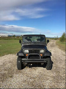 1995 Jeep Wrangler Other