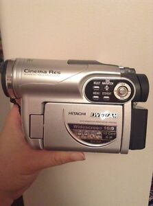 Video camera and case