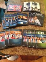 Assorted TV on DVD For Sale
