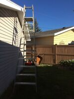 12ft platform heavy duty step ladder