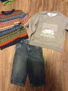 Boys size 2 clothing