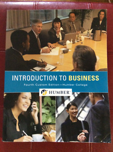 Introduction to Business - Fourth Custom Edition