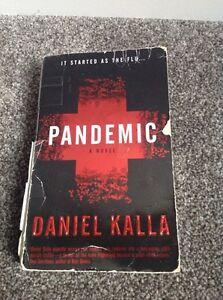 Daniel Kalla novel.
