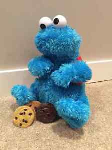 Count n' Crunch Cookie Monster