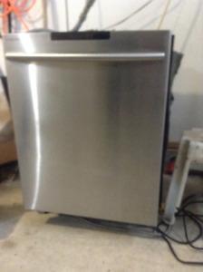Samsung dishwasher (Stainless)