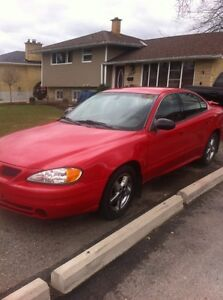 MUST SELL Certified & E tested is complete Pontiac Grand Am