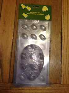NEW DELUXE EASTER EGG MOLD